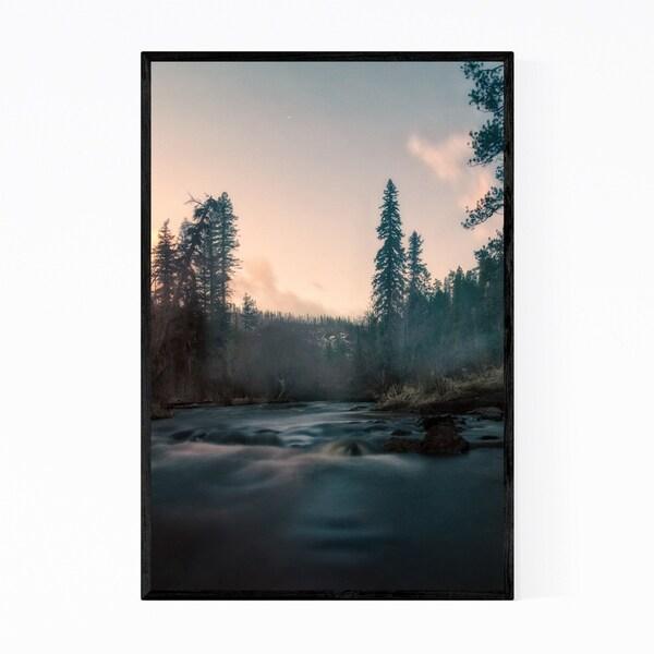 Noir Gallery Greer Arizona Nature Photo Framed Art Print