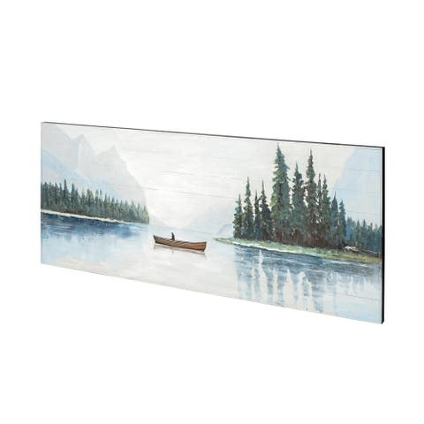 Mercana Solitude Oil Painting