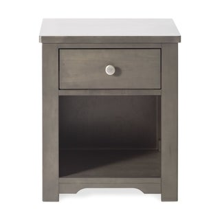 Forever Eclectic Harmony Night Stand Dapper Gray