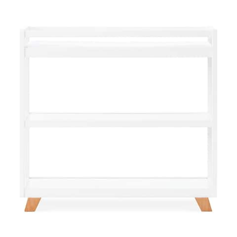 Forever Eclectic SOHO Changing Table, White/Natural