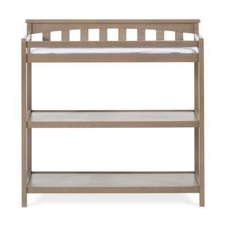 Child Craft Flat Top Changing/Dressing Table-Dusty Heather