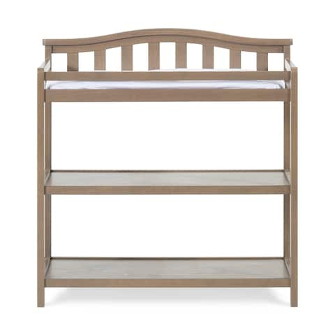 Child Craft Arch Top Dressing/Changing Table-Dusty Heather