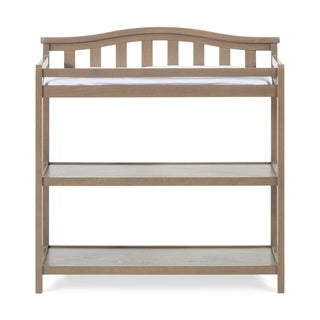 Child Craft Arch Top Dressing/Changing Table-Dusty Heather - N/A