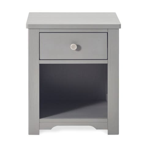 Forever Eclectic Harmony Night Stand Brushed Pebble - N/A