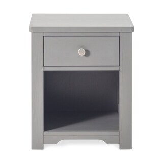 Forever Eclectic Harmony Night Stand Brushed Pebble
