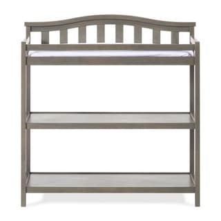 Child Craft Arch Top Dressing/Changing Table-Dapper Gray