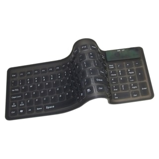 Adesso AKB-220 Compact Water Proof Flexible Keyboard