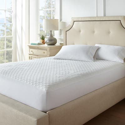Stearns & Foster Waterproof & Cooling Mattress Protector