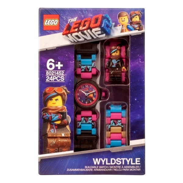 Shop Lego Movie 2 Minifigure Link Watch Wyldstyle Overstock 28940962