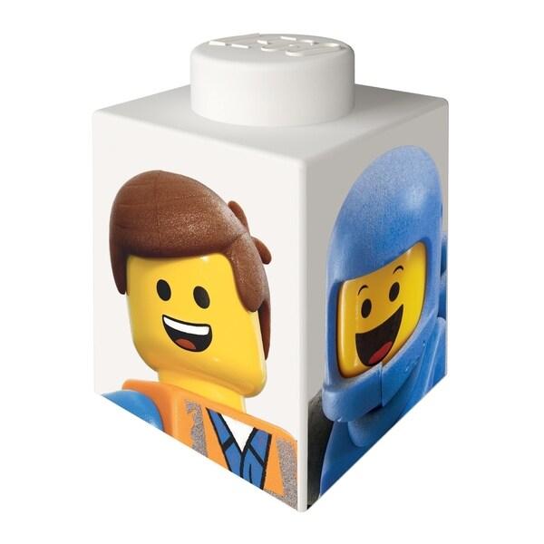 The LEGO Movie 2 1x1 Silicone Brick Light, Boy