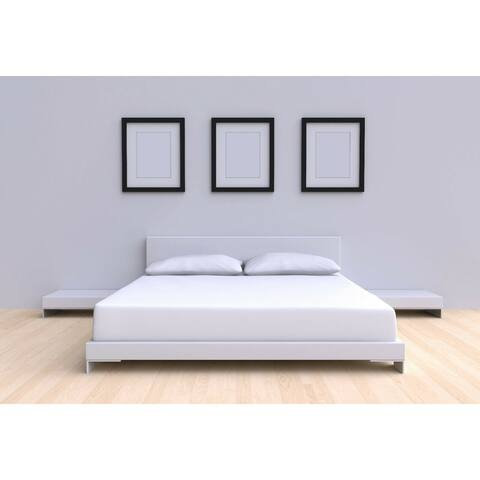 New Soft Fabric Mattress Cover, Bed Bug Protector Hypoallergenic Cover