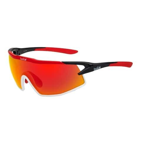 Bolle B-Rock 135mm TNS Sunglasses (Shiny Black) - Large