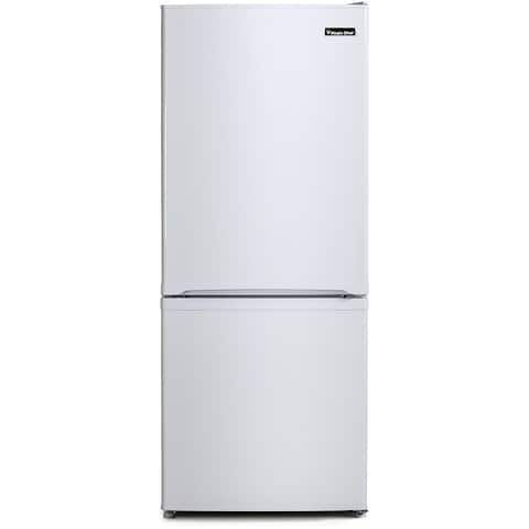 Magic Chef Energy Star 9.2-Cu. Ft. Refrigerator with Bottom-Mount Freezer in White