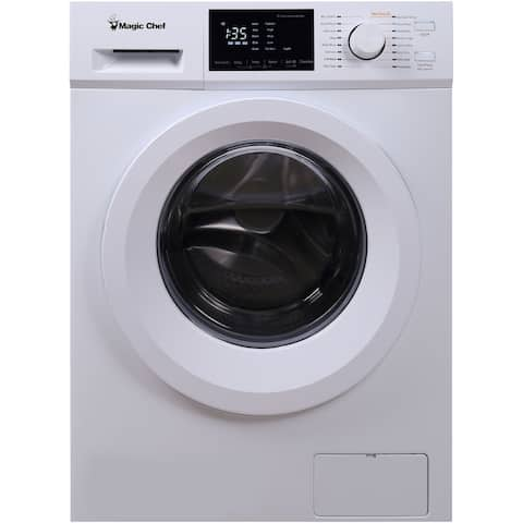 Magic Chef Energy Star 2.7 Cu. Ft. Ventless Washer/Dryer Combo in White