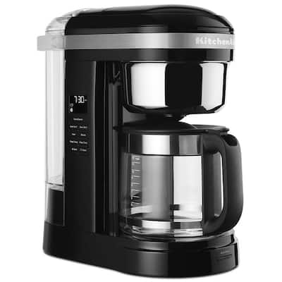 KitchenAid 12 Cup Drip Spiral Showerhead Coffee Maker