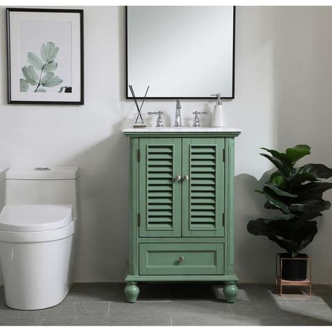 Buy Green Bathroom Vanities & Vanity Cabinets Online at ...
