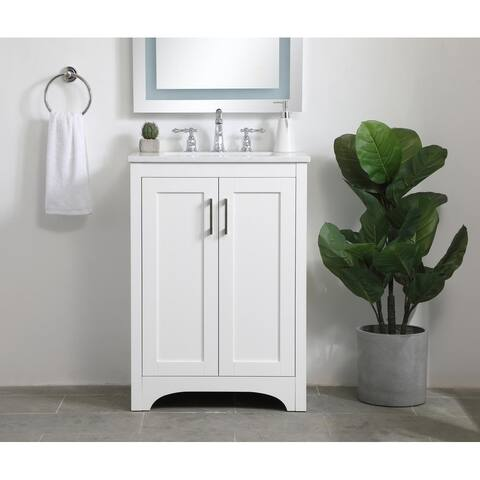 24 inch Single Bathroom Vanity