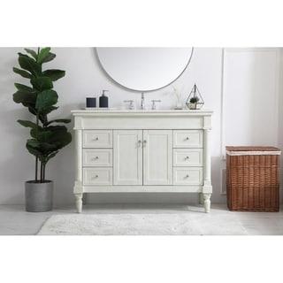48 inch Single Bathroom Vanity