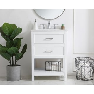 24 inch Single Bathroom Vanity