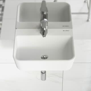 St. Tropez Wall Mount Sink