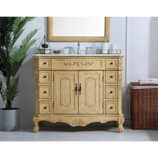 42 inch Single Bathroom Vanity