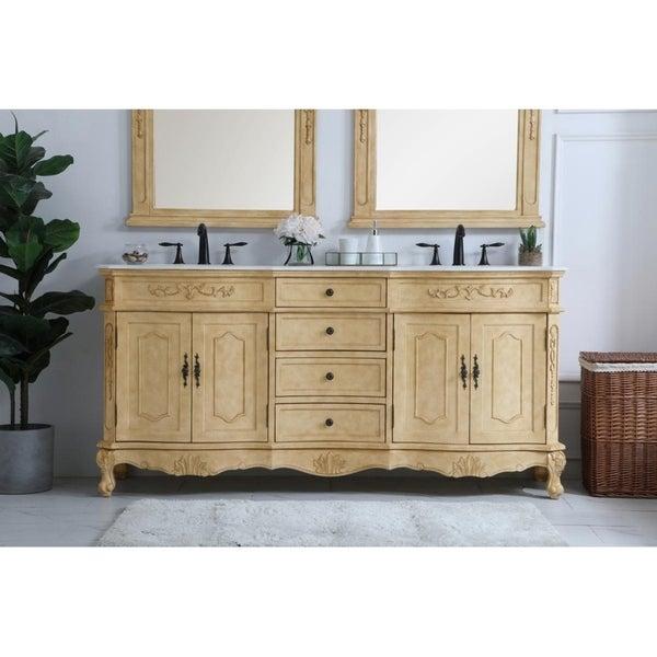 72 inch Double Bathroom Vanity
