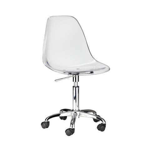 Eiffel Clear Task Chair