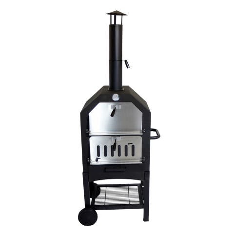 Clair Pizza Oven with Pizza Peel and stone