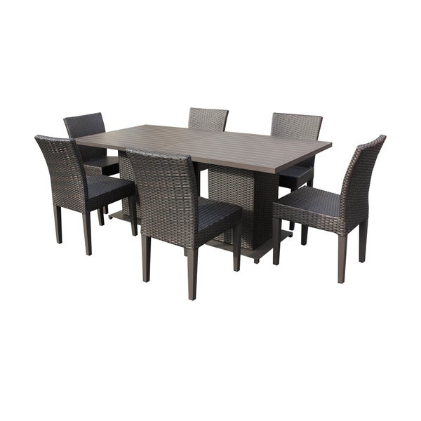 Belle Square Dining Table with 6 Chairs