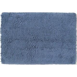 """Chesapeake Anti Fatigue Blue Shag Rug (22""""x33"""") - 22""""x33"""""""