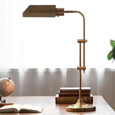 CO-Z 25-inch Gold Pharmacy Desk Lamp