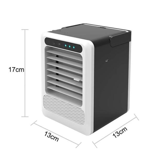 Air Cooler Simple USB Fan Portable Table Fan Large Wind Desktop Mini Fan Office Home Personal Cooling Fan