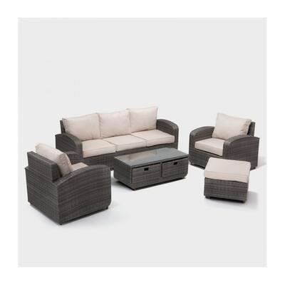 Buy Grey Living Room Furniture Sets Online at Overstock ...