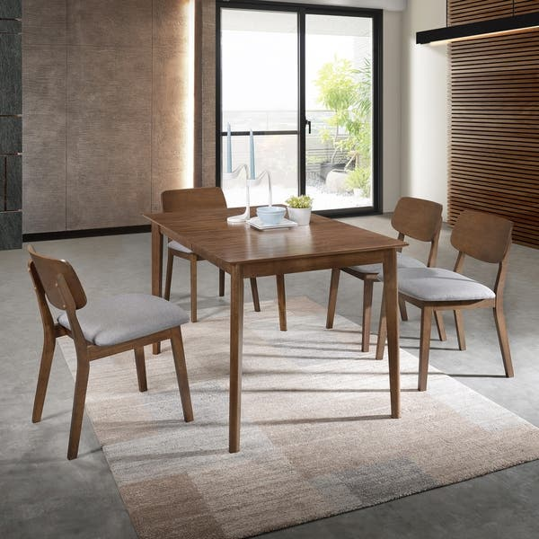 Shop Edgemod Salerno Apartment Size Extension Dining Table ...