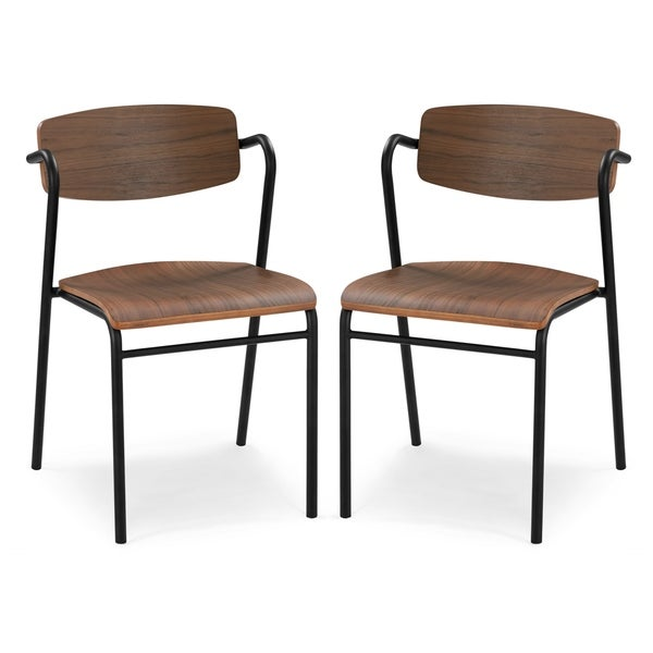 Poly and Bark Everly Dining Chair (Set of 2). Opens flyout.