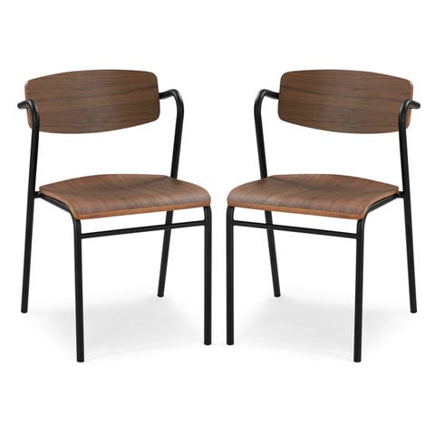Poly and Bark Everly Dining Chair (Set of 2)