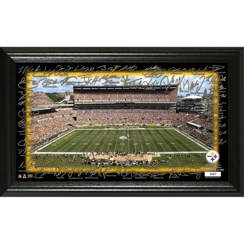 Pittsburgh Steelers 2019 Signature Gridiron Collection