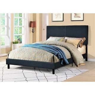 Link to Shunk Panel Upholstered Platform Bed Similar Items in Bedroom Furniture