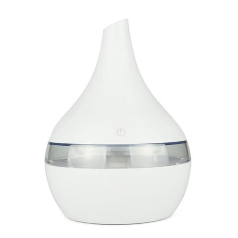 300ml USB Essential Oil Diffuser Air Humidifier Aromatherapy Aroma Atomization Purifier