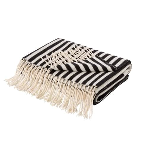 The Curated Nomad Division Woven Jacquard Throw
