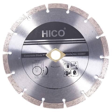 7-Inch Diamond Blade General Purpose Dry Wet Cutting