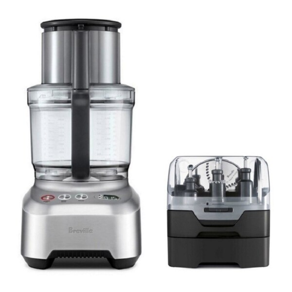 Breville Sous Chef 16 Peel and Dice Food Processor (Brushed Aluminum)