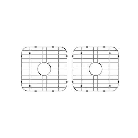 """13.75"""" x 12.25"""" Stainless Steel Kitchen Sink Grid for SM-KS246 - N/A"""