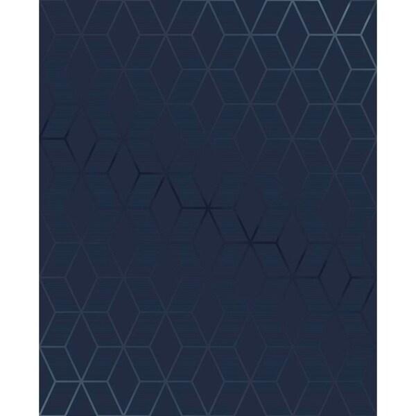 Prism Blue Wallpaper