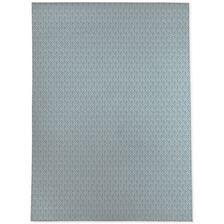 FISH SCALES SEA Area Rug By Kavka Designs