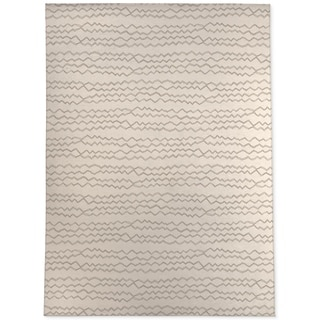 BERBER STRIPE NATURAL Area Rug By Becky Bailey