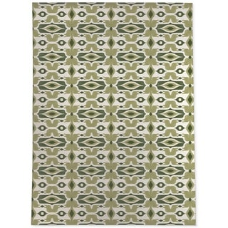 COSMOS GREEN Area Rug By Kavka Designs