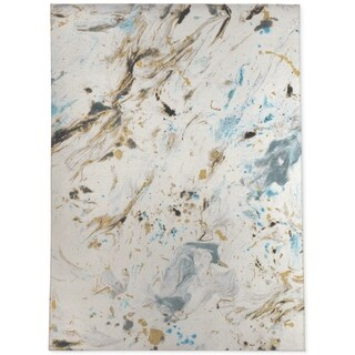 MARBLED  Area Rug By Kavka Designs