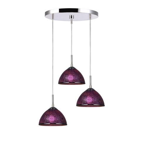 Woodbridge Lighting 16421STN-CM60 Alexis Pendants