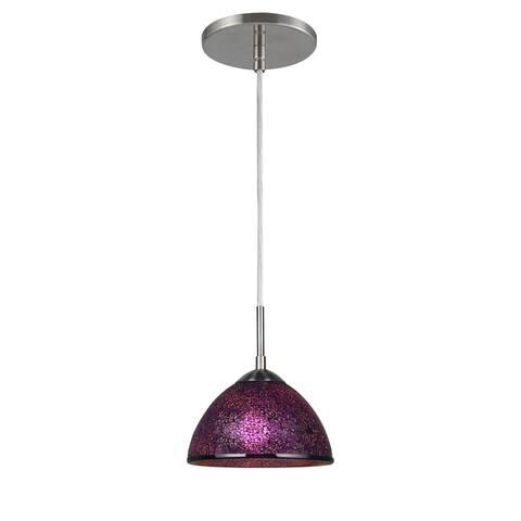 Woodbridge Lighting 16420STN-CM60 Alexis Pendants